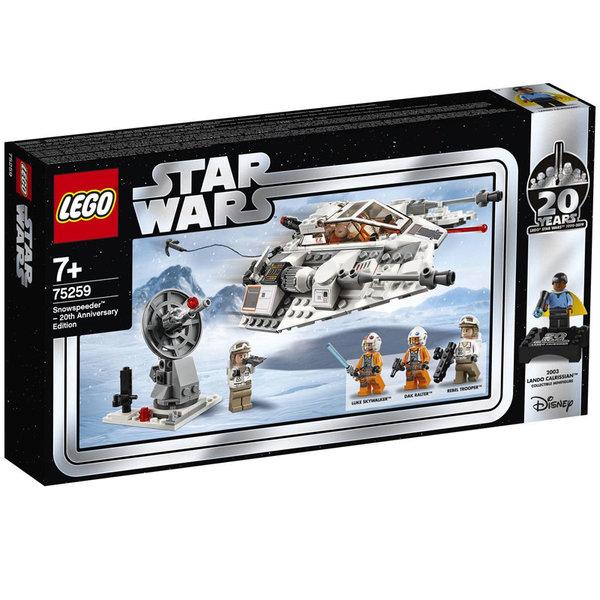 Lego 75259 Star Wars Сноуспийдър I Издание за 20-годишнината на ЛЕГО СТАР УОРС