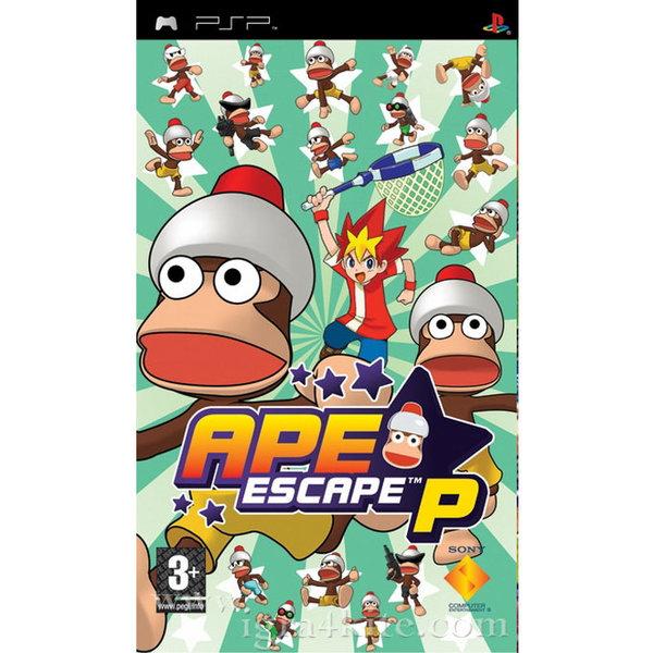 Игра за PSP  3+ Ape Escape P
