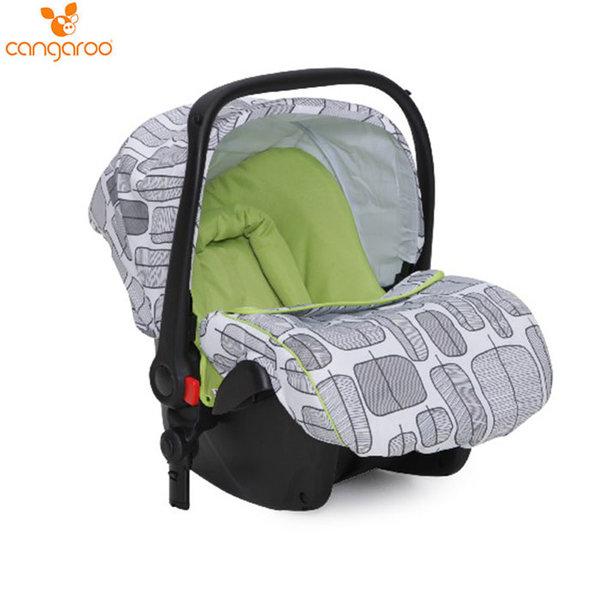 Cangaroo Детско столче кошничка за кола Rachel (0-13кг) зелено 103988