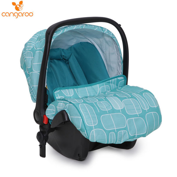 Cangaroo Детско столче кошничка за кола Rachel (0-13кг) тюркоаз 103990