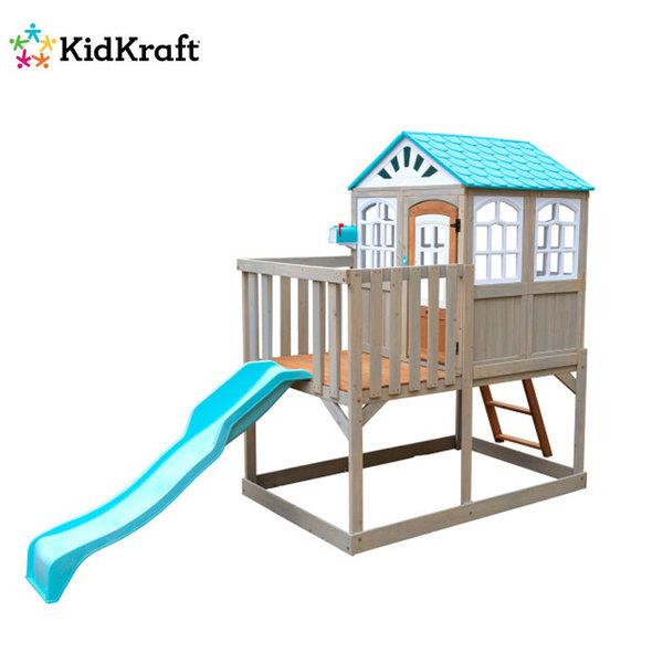KidKraft Детска дървена къща Highline Retreat Playhouse 29060