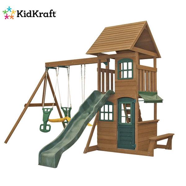 KidKraft Детски дървен център за игра Windale 26405