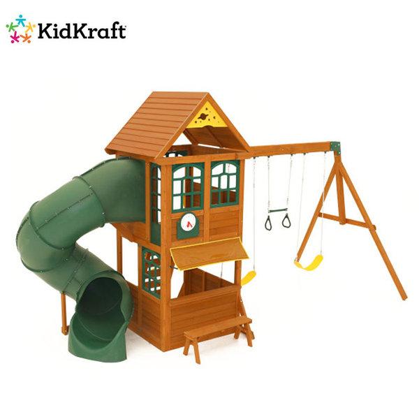 KidKraft Детски дървен център за игра Forest Ridge Playset 29065