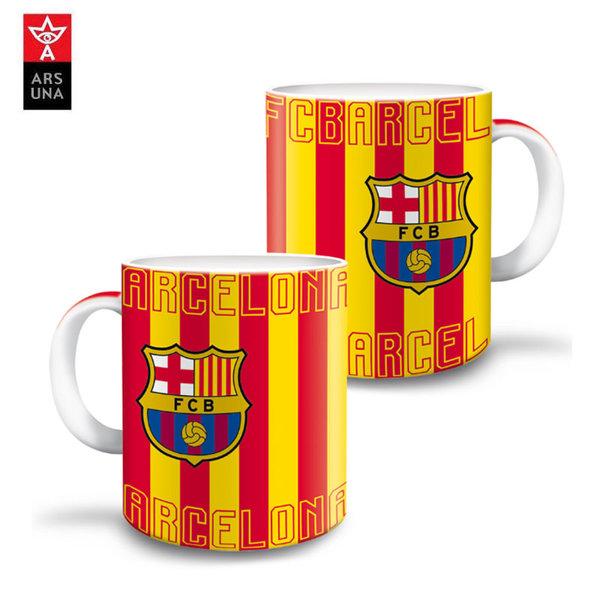 Ars Una FC Barcelona Порцеланова чаша Барселона АрсУна 92467996