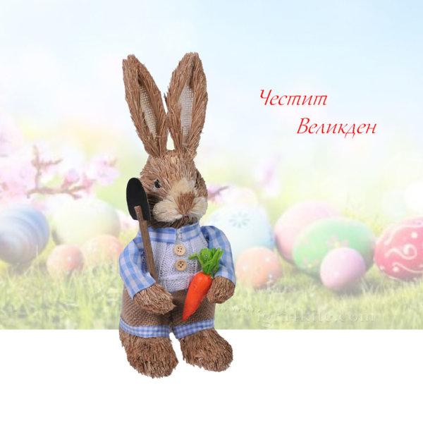 Великденска украса Великденско зайче 143994