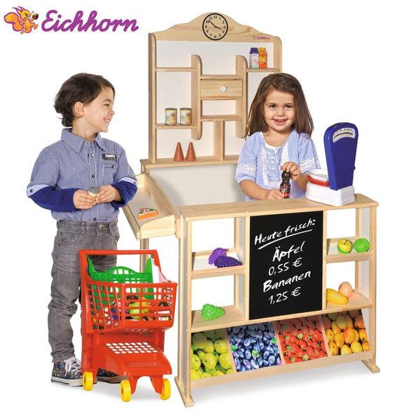 Eichhorn Детски дървен магазин 2553