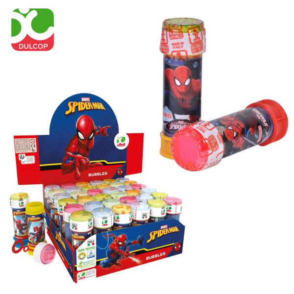SpiderMan Течност за сапунени балони Спайдърмен 113514