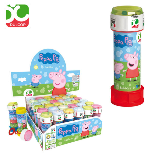 Peppa Pig Течност за сапунени балони  Пепа прасето 110514