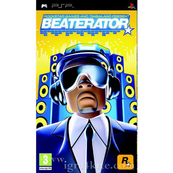 Игра за PSP  3+ Beaterator 18447