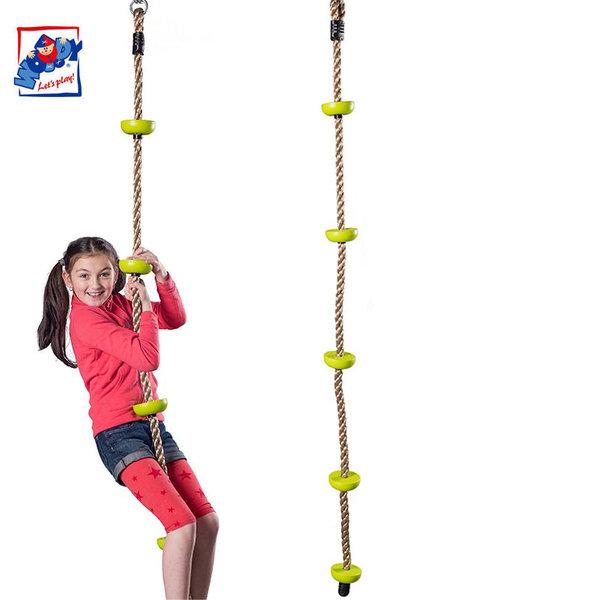 Woody Детско въже за катерене 91859