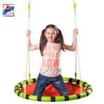 Woody Детска кръгла люлка 103 см  91865