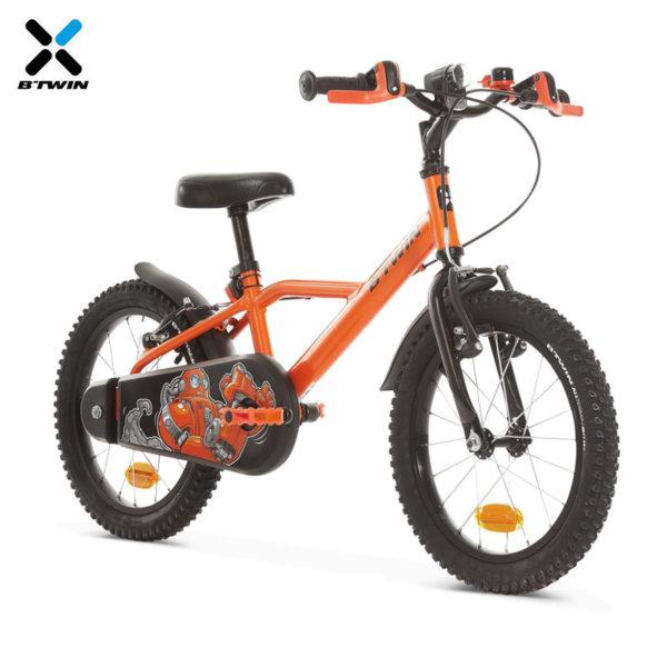 "B'TWIN Детски велосипед Robot 16"" 834174"