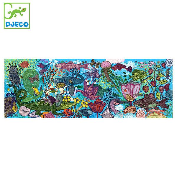 Djeco Детски пъзел Land and sea DJ07646