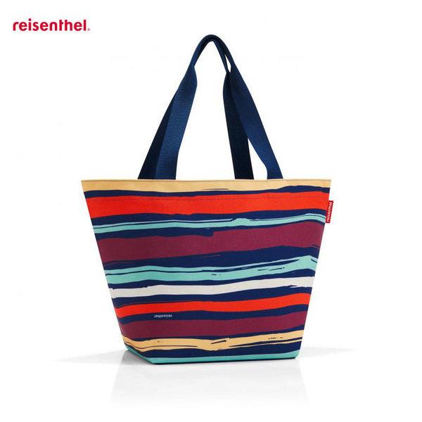 Reisenthel Artist stripes Дамска чанта Shopper M ZS3058
