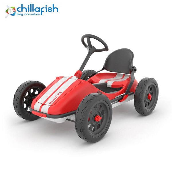 Chillafish Картинг кола Monzi RS, Червена 22334