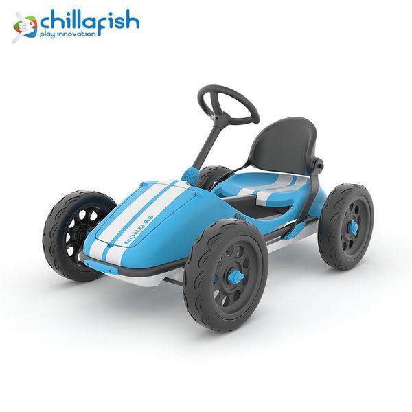 Chillafish Картинг кола Monzi RS, Синя 22335
