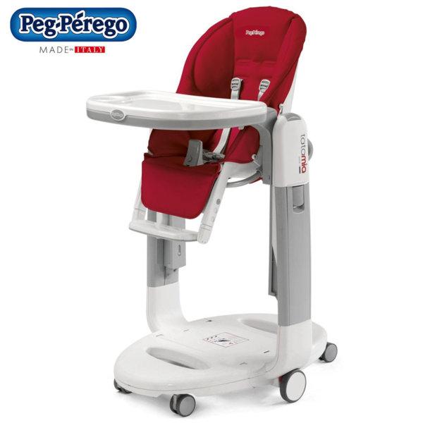 Peg Perego Столче за хранене Tatamia Fragola