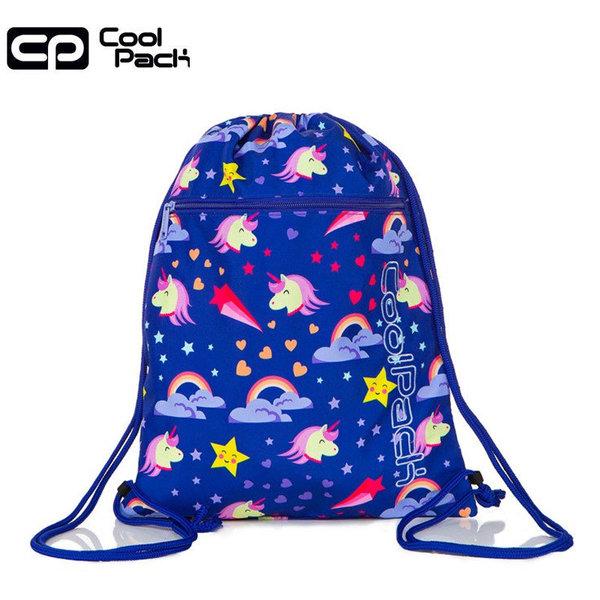 Cool Pack Vert Спортна торба с цип Unicorns A70208