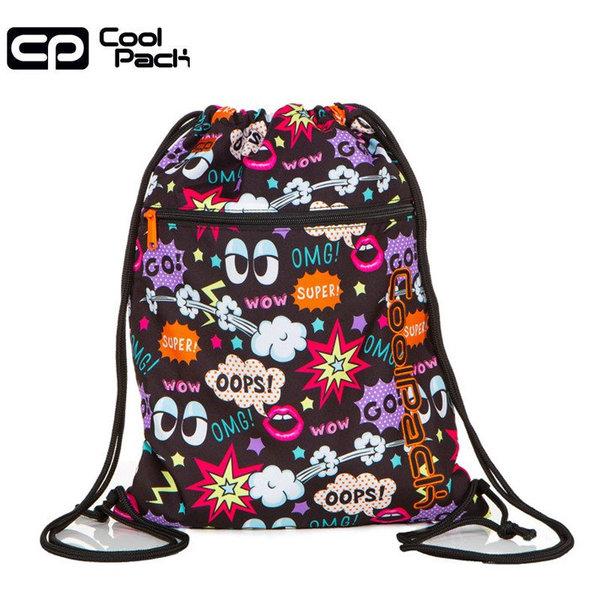 Cool Pack Vert Спортна торба с цип Comics A70202
