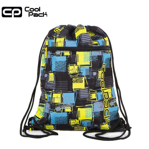 Cool Pack Vert Спортна торба с цип Squares A70213