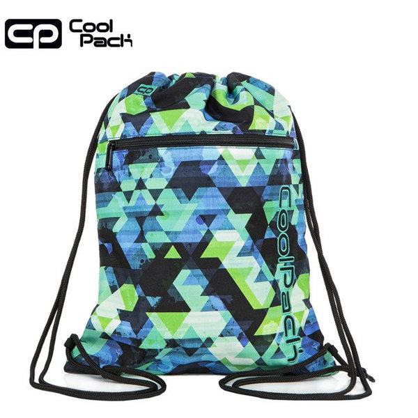 Cool Pack Vert Спортна торба с цип Kaleidoscope A70211