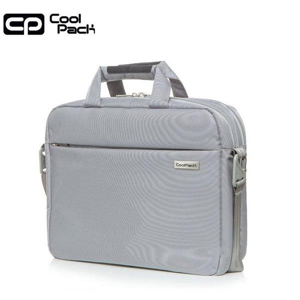 Cool Pack Lagoon Чанта за лаптоп Light grey A44107