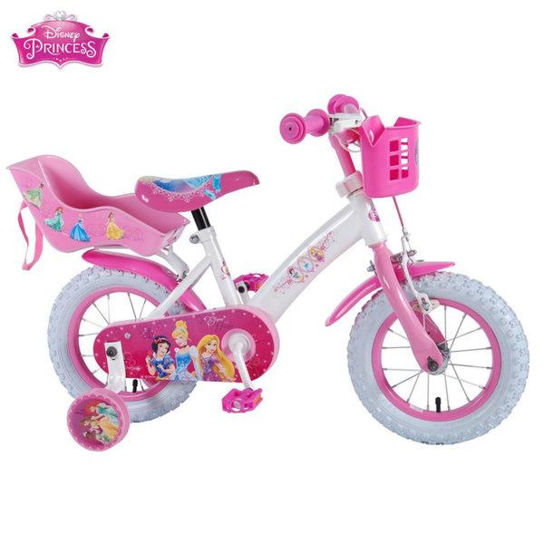 """Disney Princess Детско колело 12"""" Дисни Принцеси 31206"""