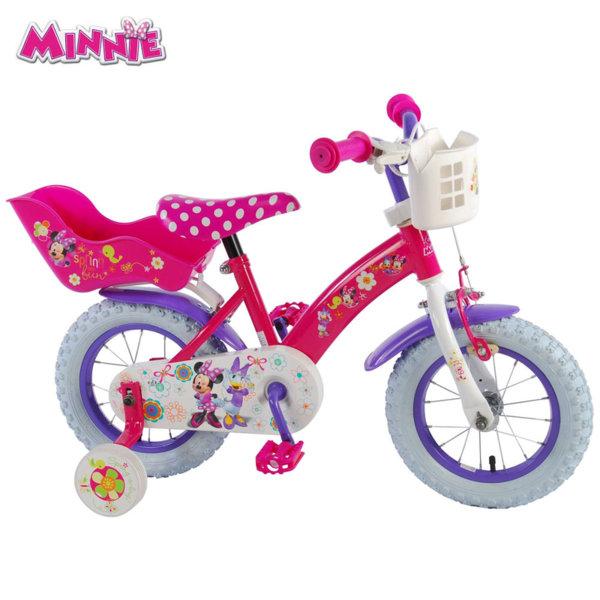 """Disney Minnie Mouse Детско колело 12"""" Дисни Мини Маус 31226"""