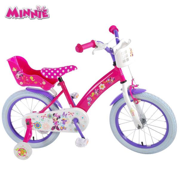 """Disney Minnie Mouse Детско колело 16"""" Дисни Мини Маус 31626"""