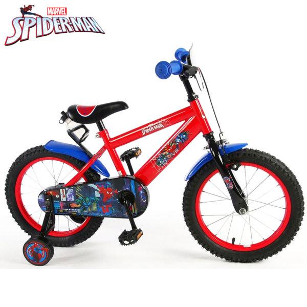 "Spiderman Детско колело 16"" Спайдърмен 41654"