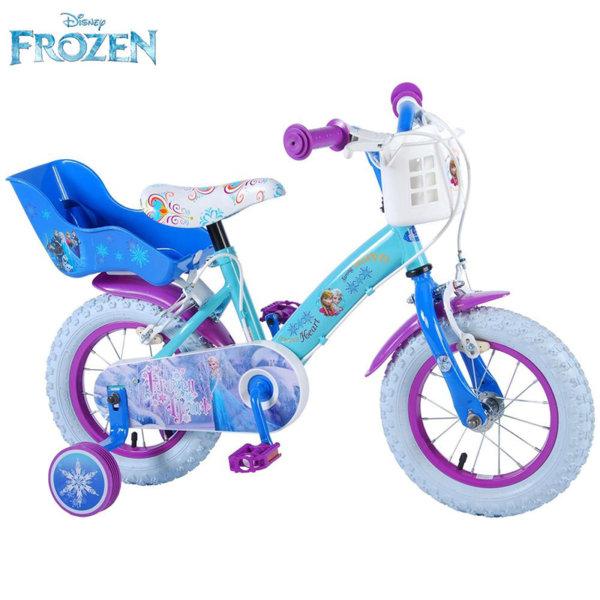 "Disney Frozen - Детско колело 12"" Замръзналото кралство 51261"