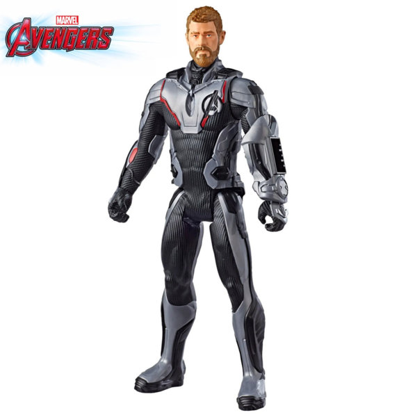 Marvel Avengers Екшън фигура 30см Thor с Power FX порт E3309