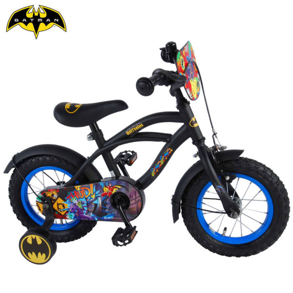 "Batman Детско колело 12"" Батман 81234"
