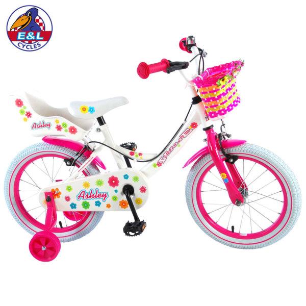 """E&L Cycles Детско колело 16"""" Ashley 81604"""