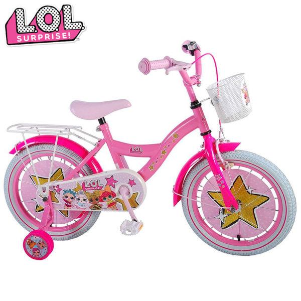"""LOL Surprise Детско колело 16"""" 81635"""