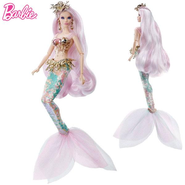 Barbie Колекционерска кукла Барби Митична русалка fxd51