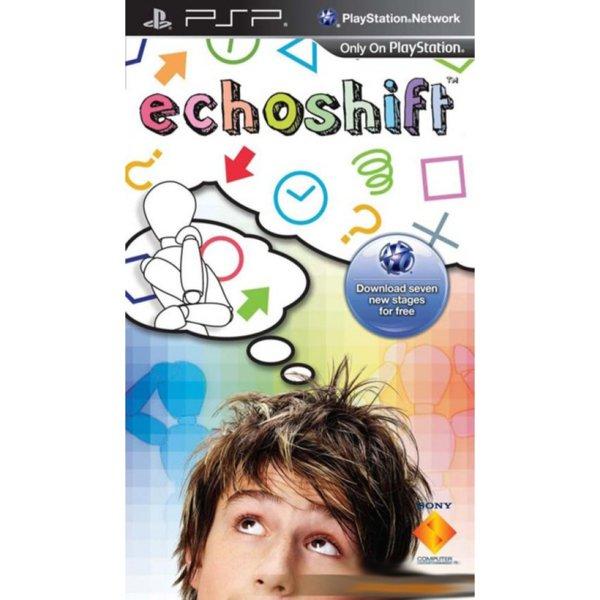 Игра за PSP  3+ Echoshift