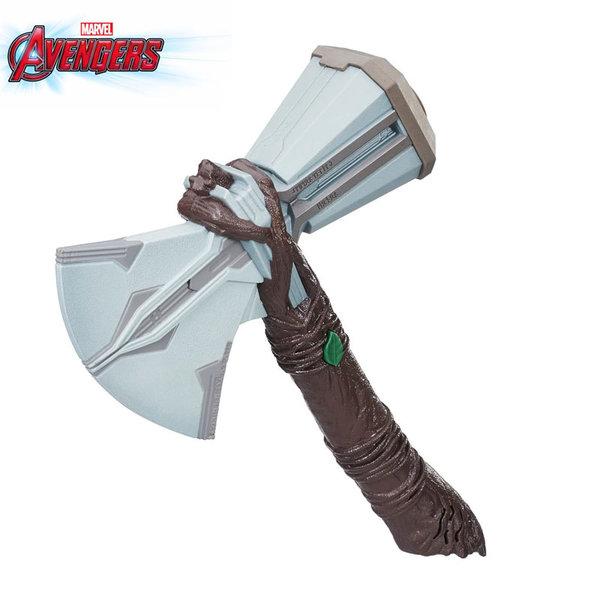 Marvel Avengers Електронната брадва на Тор E0617