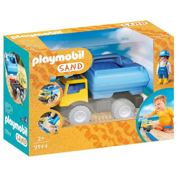 Playmobil Камион цистерна с подвижен резервоар за вода 9144