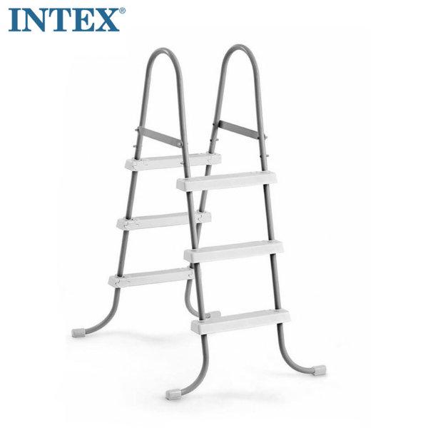 Intex Стълба за басейн 91см 28064