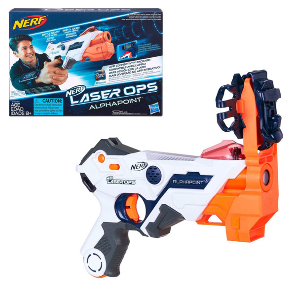Nerf Laser Ops Лазерен бластер AlphaPoint E2280