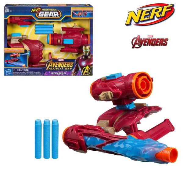 Nerf Marvel Avengers Оръжието на Железния човек E0562
