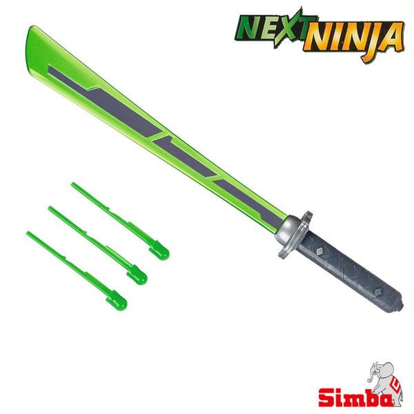 Next Ninja Нинджа меч със звукови и светлинни ефекти 108042237