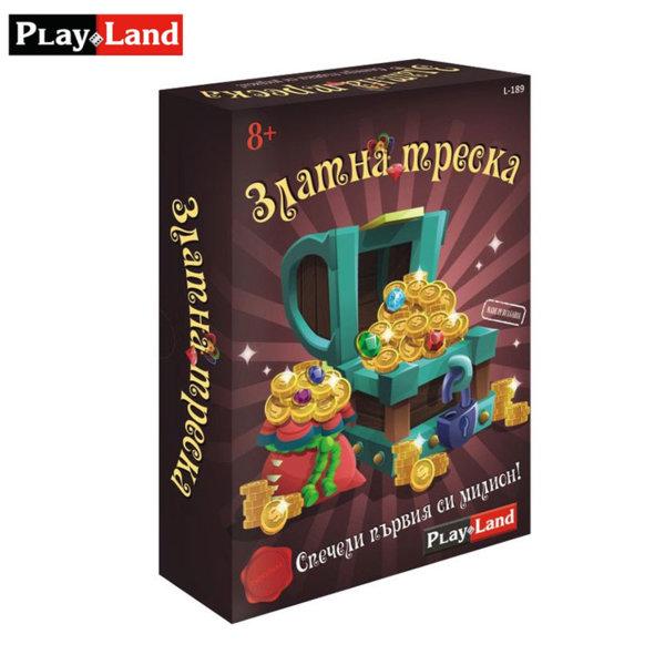 PlayLand Детска игра Златна треска L-189