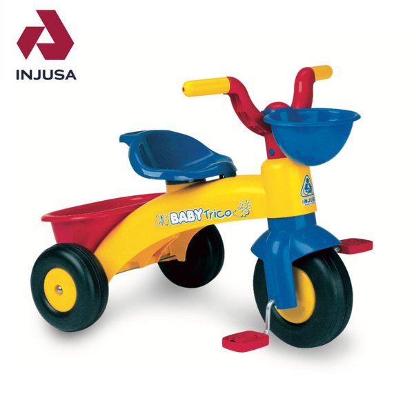 Injusa Детска триколка Trico Max 353