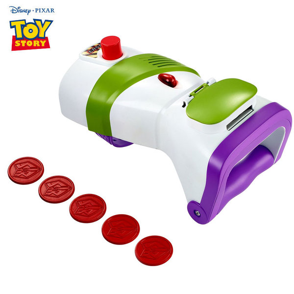 Disney Toy Story Бластер Баз Светлинна Година изстрелващ дискове GDP85
