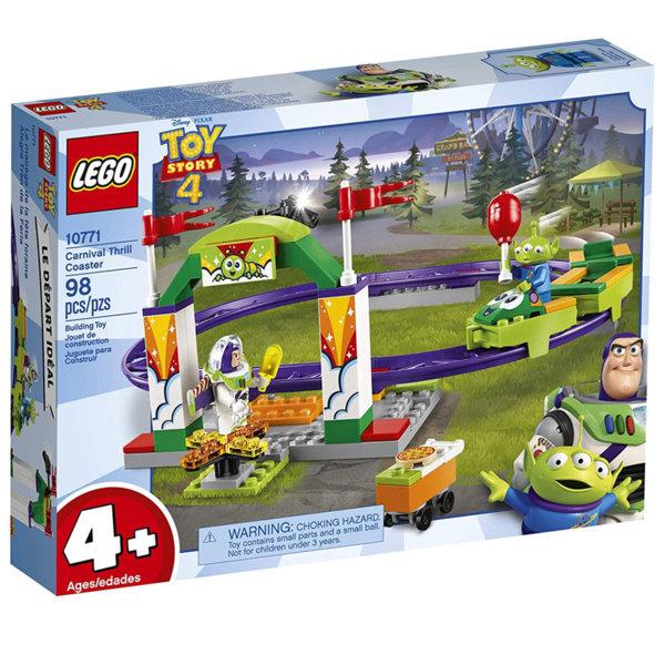 Lego 10771 Toy Story Карнавално увеселително влакче