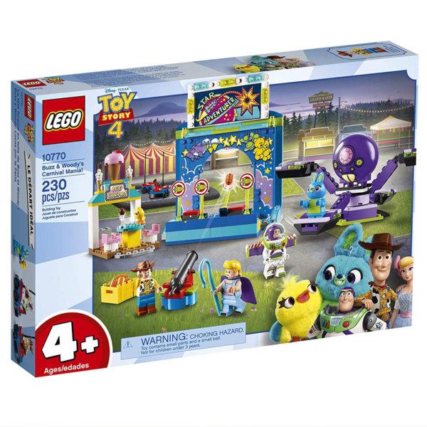 Lego 10770 Toy Story На карнавала с Бъз и Уди!