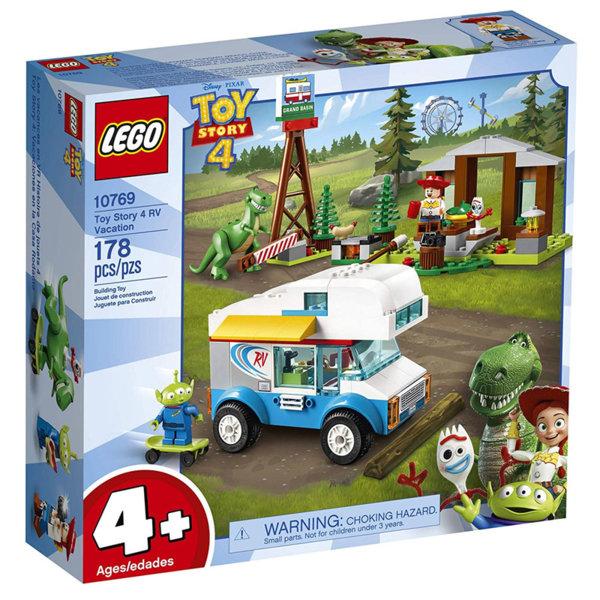 Lego 10769 Toy Story Ваканция с каравана