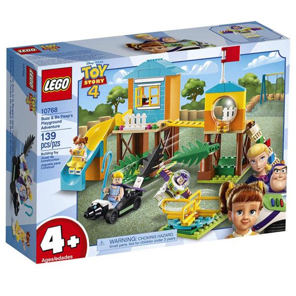 Lego 10768 Toy Story Приключение на площадката с Бъз и Бо Пийп